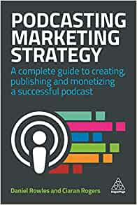 Podcast Marketing Strategy Book